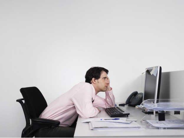 Manage Back Pain At Work